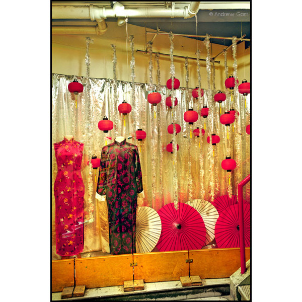 Clothing Store, Chinatown